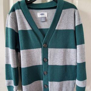 5t striped sweater